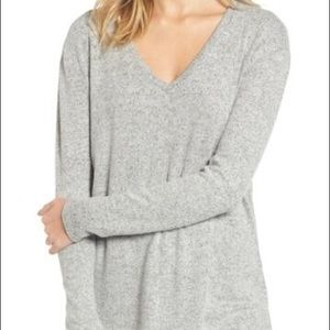BP Cozy V-Neck Sweater